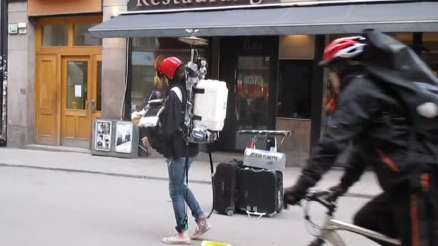 Vidéo Pub Mikkeller (brew Berserk)