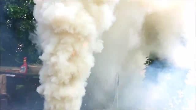 Vidéo Catapulte Fail