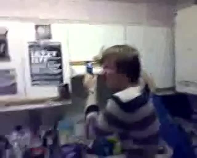 Vidéo Des Toilettes Coquines