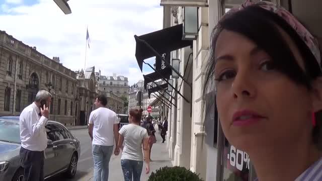 Vidéo Irina Shayk