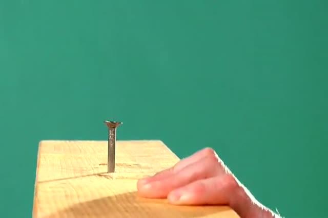 Vidéo Illusion D'optique Avec Des Boules Dans Un Cercle