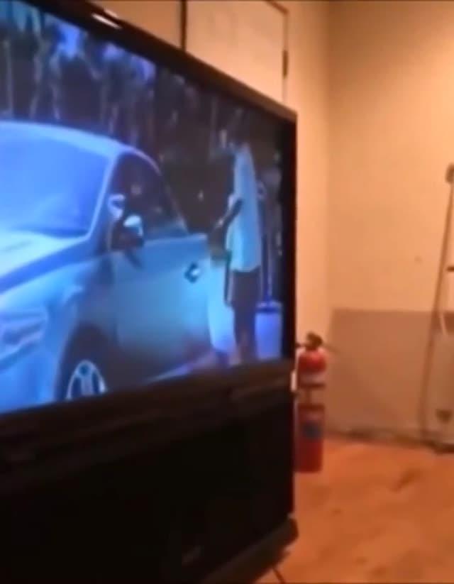 Vidéo Face Dance