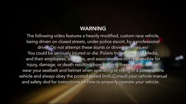Vidéo Mario Kart In Real Life - Luigi Death Stare